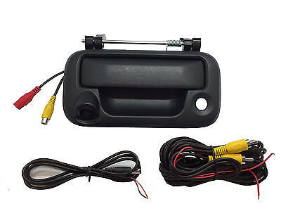 Ford Black Tailgate Backup Camera Handle F150 F250 F350 F450 F550  2005-2014 - Master Tailgaters