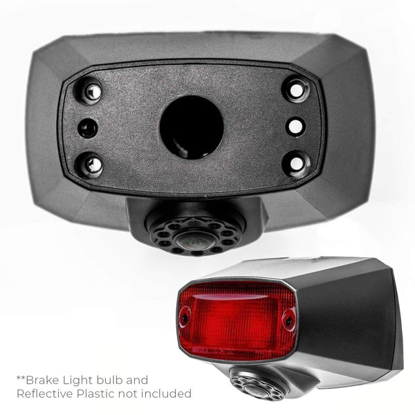 Master Tailgaters Brake Light Backup Camera Replacement for Dodge Promaster 08-16