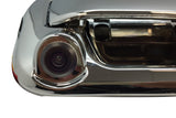 Ford CHROME Tailgate Backup Camera Handle 2005-2014 - Master Tailgaters