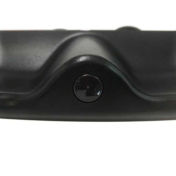 Master Tailgaters Chevrolet Silverado/GMC Sierra 1999-2006 BLACK Tailgate Handle with Camera - Master Tailgaters