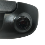 Dodge Ram Black Tailgate Handle with Color Backup Camera 2002-2008