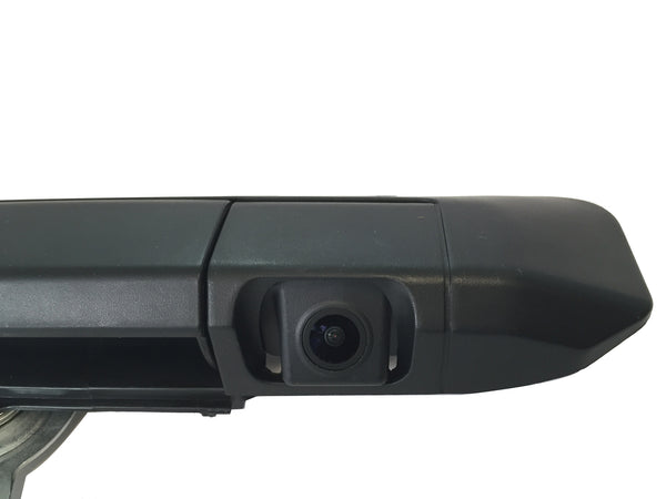 Toyota Tacoma Black Tailgate Backup Camera Handle 2005-2014 - Master Tailgaters
