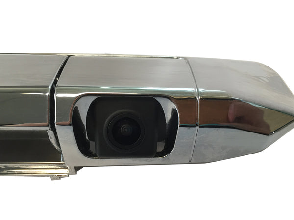 Toyota Tacoma Chrome Tailgate Backup Camera Handle 2005-2014 - Master Tailgaters