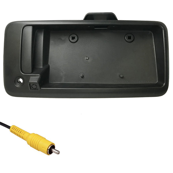 2010-2018 Chevrolet Express Van / GMC Savana Cargo Van Door Handle with Backup Camera - Master Tailgaters