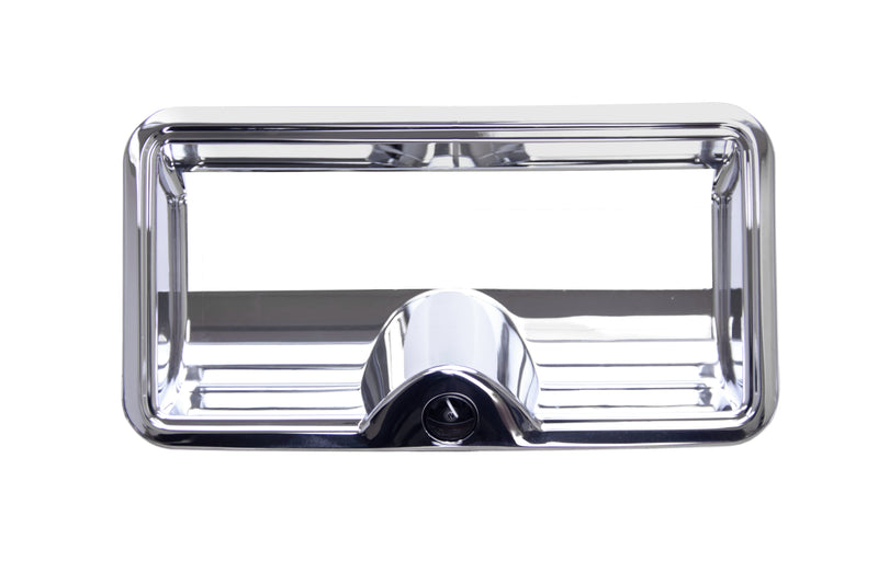 Chevrolet (1988-2000) Chrome Tailgate Replacement Bezel with Camera