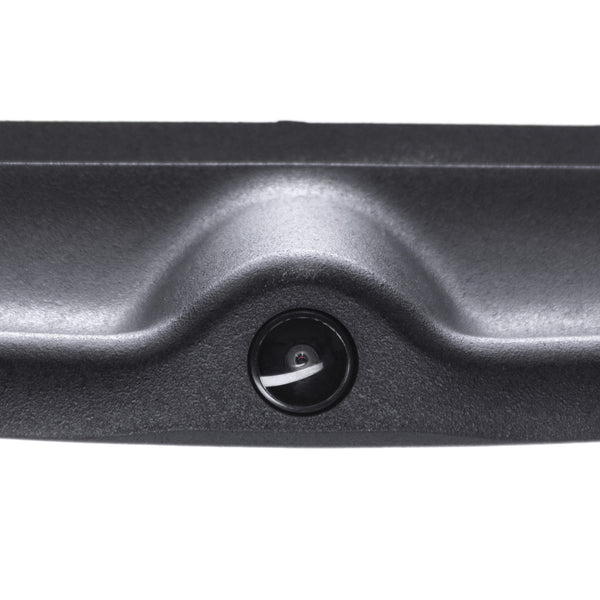 Dodge Dakota 1997-2011 Black Tailgate Replacement Bezel with Camera