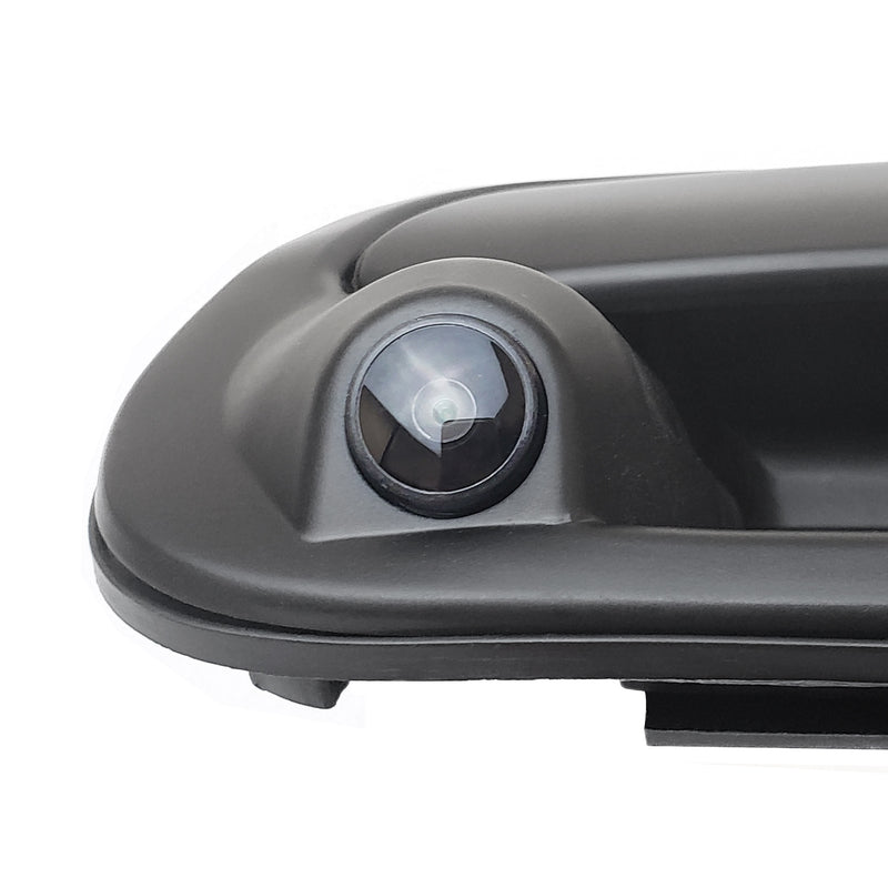 Master Tailgaters Smooth Primed Black Tailgate Handle with Backup Camera Replacement for Toyota Tundra 2000-2006 (Ready to Paint)