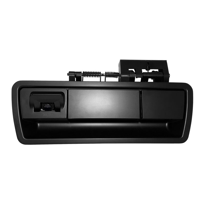 Nissan Armada 2004-2015 Black Tailgate Handle