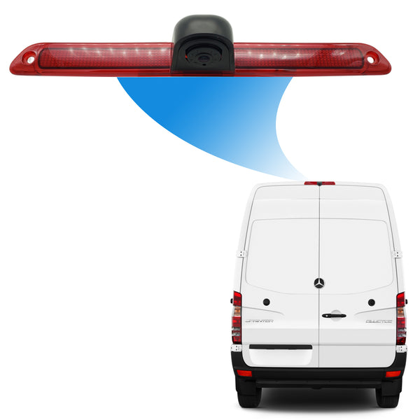 Master Tailgaters Replacement for Mercedes Sprinter / VW Crafter Brake Light Backup Camera 2007-2018