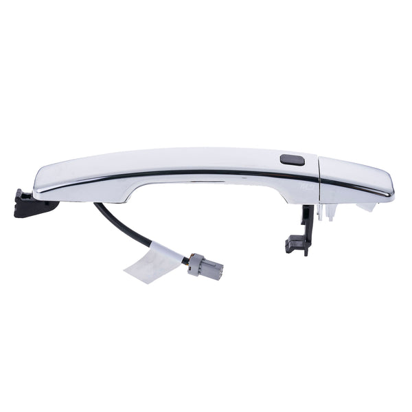 Master Tailgaters Replacement for Kia Soul 2014-Current Chrome Exterior Door Handle Front Right Side w/o Keyhole