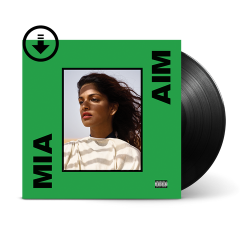 AIM Deluxe Vinyl + Digital Album