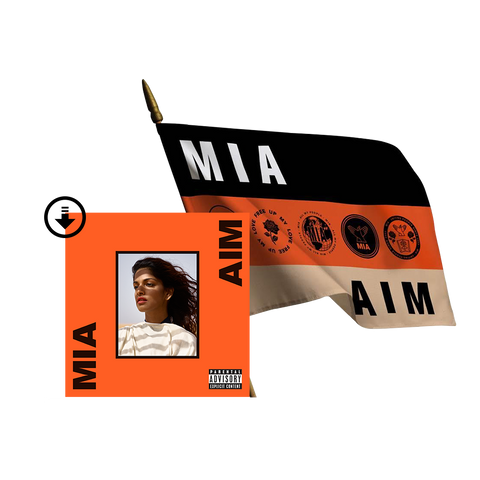 AIM Deluxe Digital Album + Flag