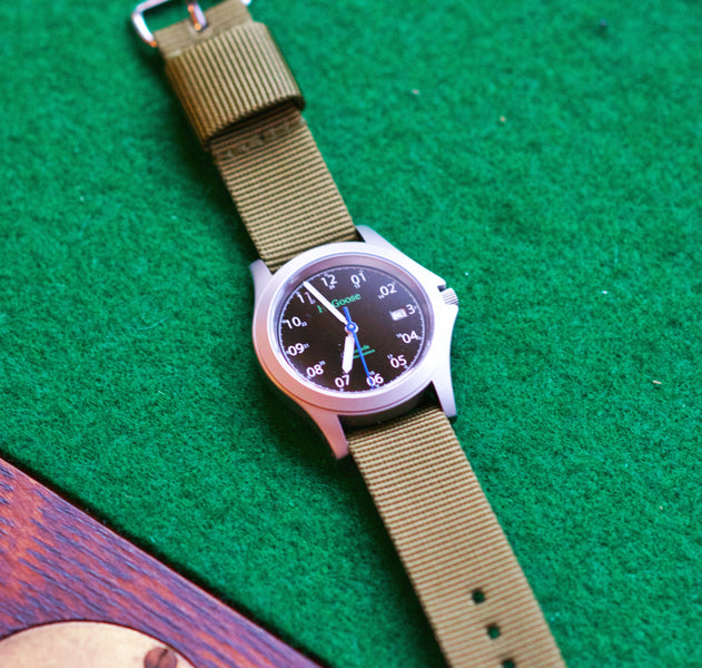 35mm NATO Strap Watches On Sale!!!
