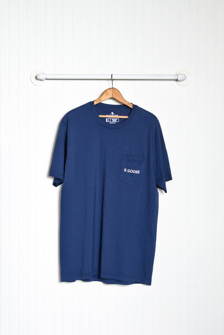 H Goose Patch Tee