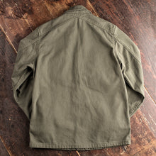 Load image into Gallery viewer, Shirt Jacket - Olive