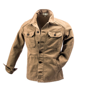 Shirt Jacket - British Khaki