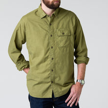 Load image into Gallery viewer, Quinn Work Shirt - Olive