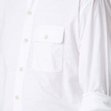 Load image into Gallery viewer, Quinn Work Shirt - White