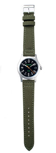 Gen 3 Saluda Field Watch - Olive Canvas