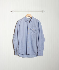Quinn Work Shirt - Chambray