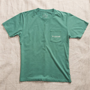 Signature Pocket T-Shirt - Olive