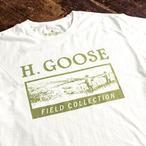 Field T-Shirt - White