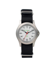 Load image into Gallery viewer, 35mm White Dial Saluda Field Watch