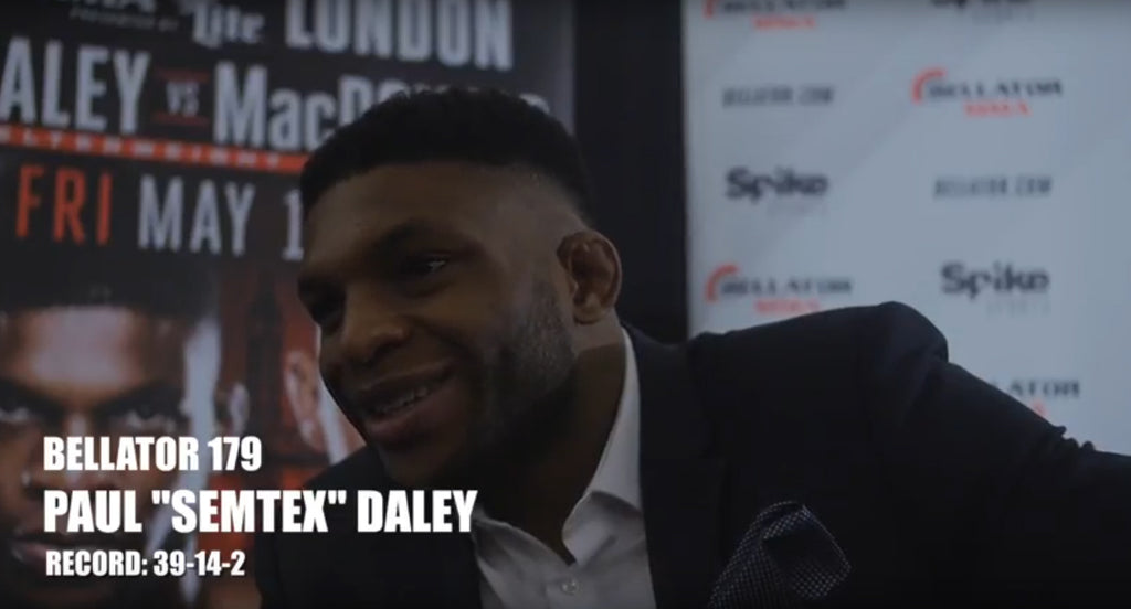 Paul Semtex Daley Thoughts About When To Fight Michael Venom Page