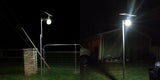 Solar Moon Street Light IS-SLMN-1