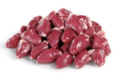 Organic Chicken Hearts     (ON LINE ONLY)