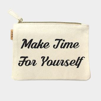 Make Time Pouch
