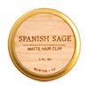 Spanish Sage Matte Hair Clay —Newton + Co
