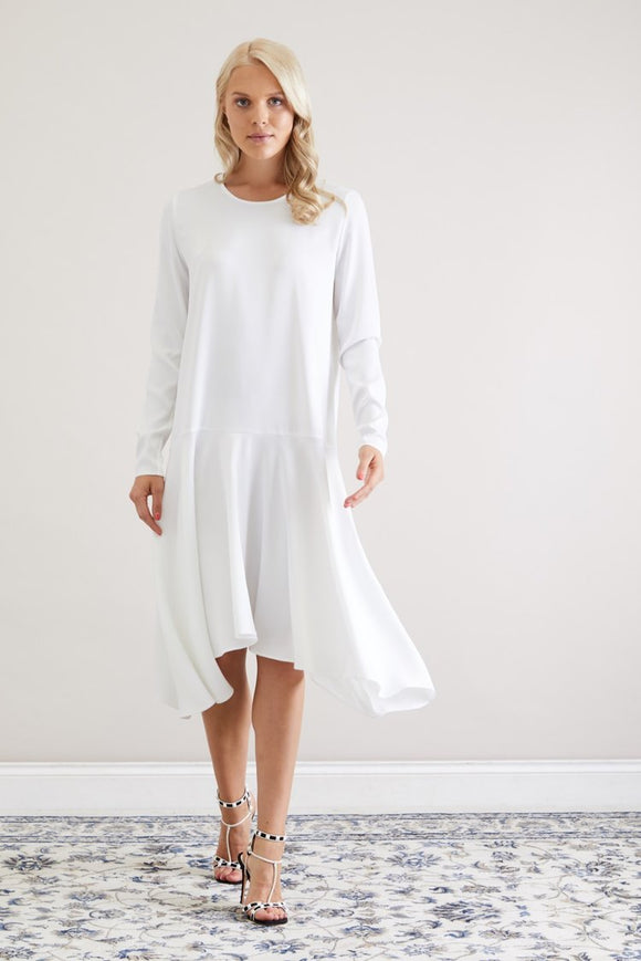 Grace Dress/ White