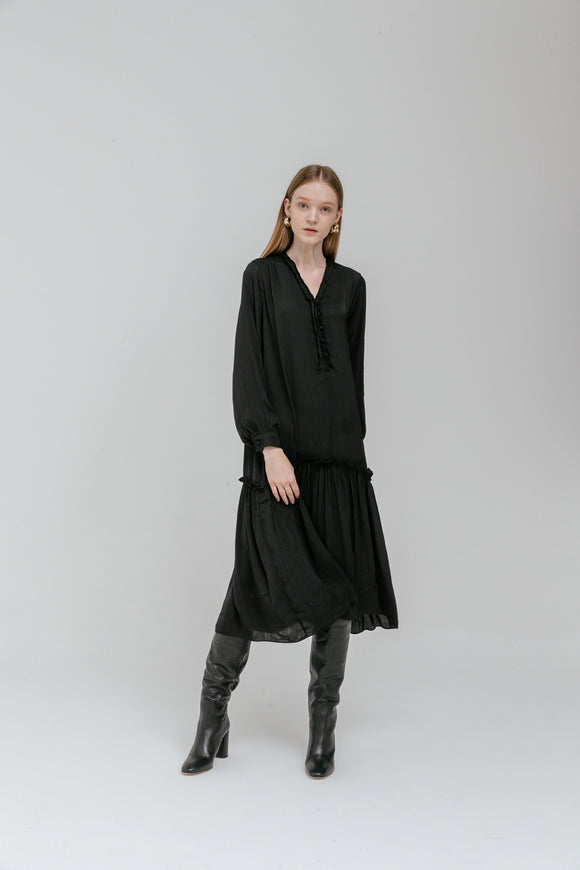 Margine Dress - Black