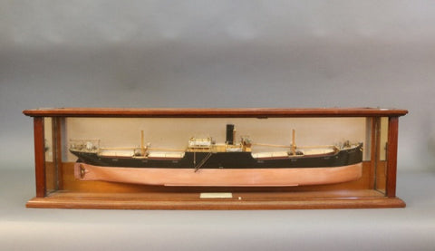 Lot 115 - Ship Builder's Model of the SS ""