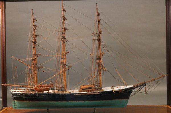 """Sovereign of the Seas"" Model by Peter Ness"