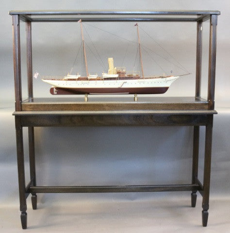 "Lot 449 - Steam Yacht Model of ""North Star"""