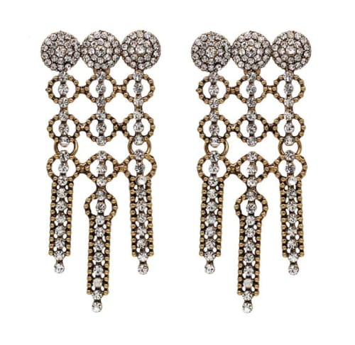 ALIA Bronze Earrings