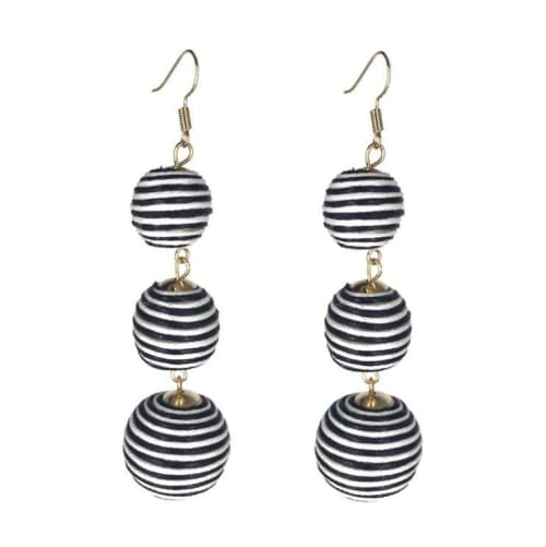 BALL DROP EARRINGS Earrings