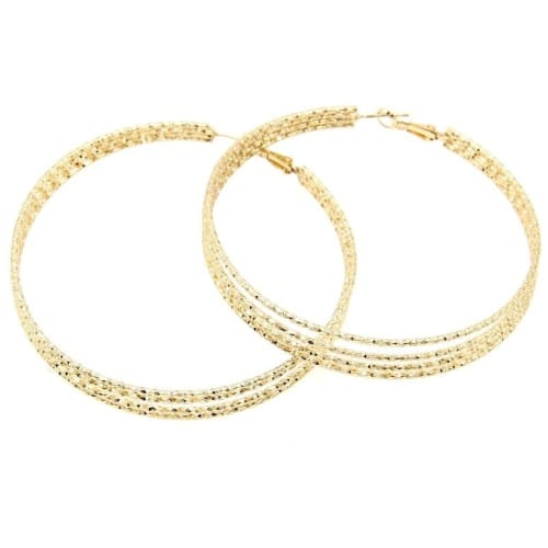 BELLA HOOPS Earrings