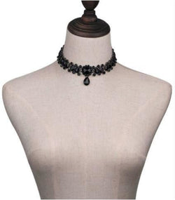 CATALINA NECKLACE Black Necklace