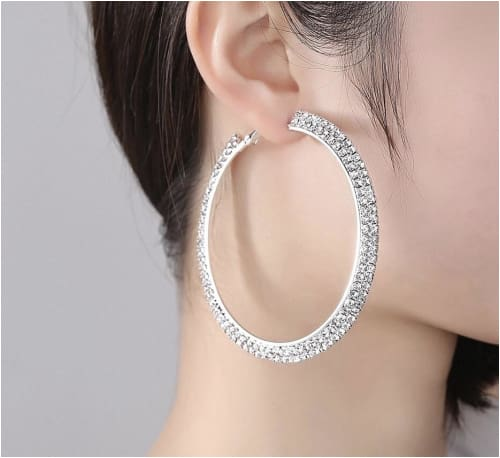 IVY HOOPS Earrings