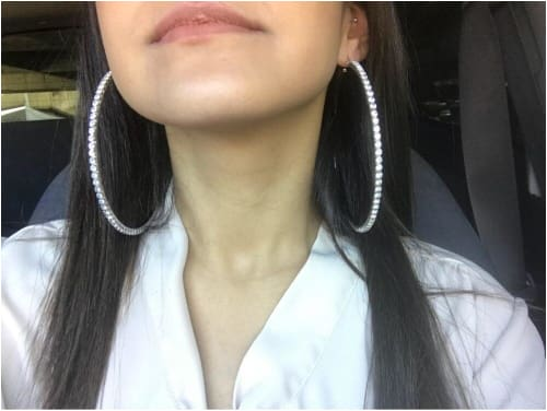 KAT HOOPS Earrings