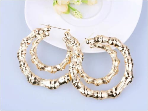 KEISHA HOOPS Earrings