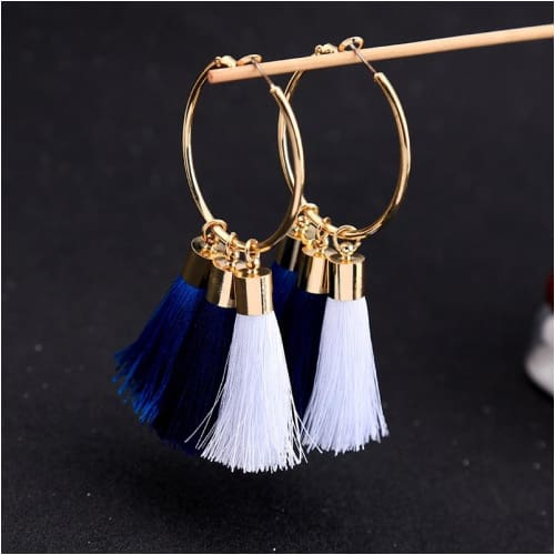 KIKI TASSELS Earrings
