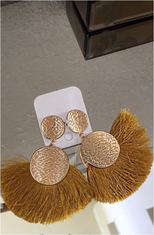 MIMI TASSELS Earrings