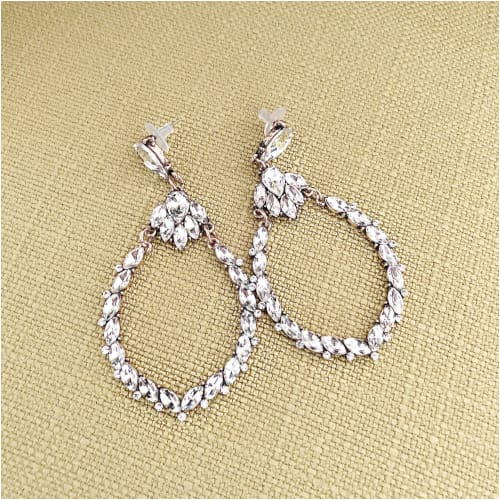 OGE Bridal Earrings