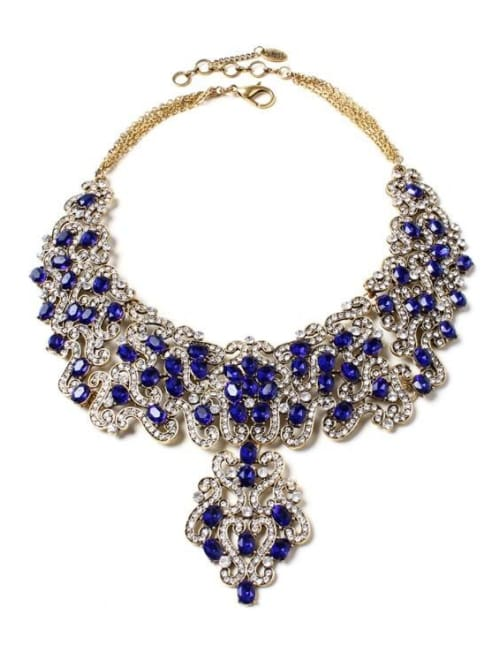 REGAL AUSTRIAN NECKLACE Necklace
