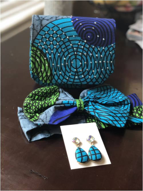 TEMI EARRINGS Ankara
