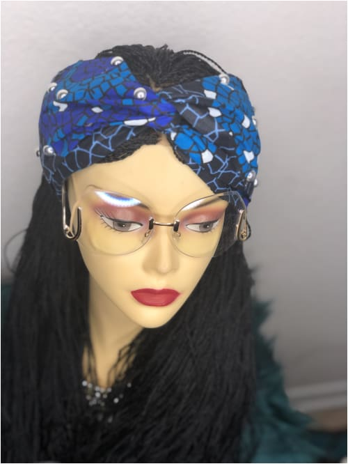 THE BBW II HEADBAND Ankara